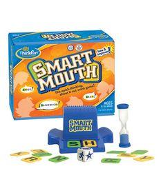 Look at this #zulilyfind! Smart Mouth Game #zulilyfinds