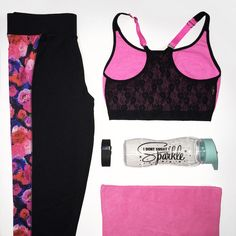 Day to Night Look with Adore Me - Morning Workout