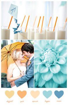 wedding color palette - Google Search