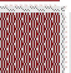 A Manual of Weave Construction | Ivo Kastanek | Austria | publisher: Guild & Lord, Boston, Massachusetts, U.S.A. | 1903 | 4-shaft, 3-treadle