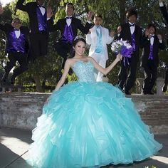 Is your Quinceanera blue? Check out more gorgeous blue dresses here: http://www.quinceanera.com/quinceanera_dresses/?utm_source=pinterest&utm_medium=social&utm_campaign=category-quinceanera_dresses
