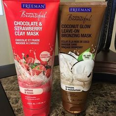 Chocolate & strawberry face mask looks like it smells good - Laura Home Glowy Skin, Skin Makeup, Dry Skin, Skin Tips, Skin Care Tips, Beauty Care, Beauty Skin, Beauty Hacks, Strawberry Face Mask
