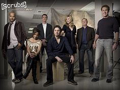 I will love this show until the day I die. Scrubs is the first TV show I watched start to end on the seasons. I grew to love each person on the show. I am so sad that it is no more. :(