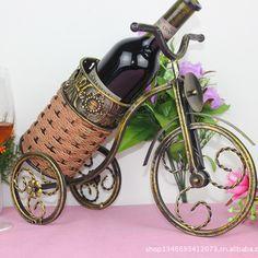 Red Wine Rack Glass Cup Kitchen Wall Bar Hanger Bottle Holder living room Wine cabinet Wedding Decor gift  Bear wine Accessories