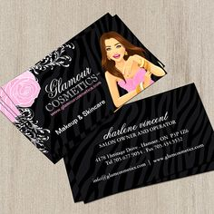 37 best hair salon business card templates images on pinterest beauty advisor business cards accmission Choice Image