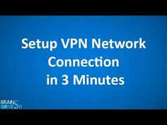 Make VPN Network in 3 minutes | How to setup VPN connection in Windows?
