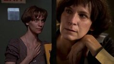 Now: Amanda Plummer as Wiress in The Hunger Games: Catching Fire. Plummer has roles in both television and film. One of her best known roles was in Quentin Tarantino's Pulp Fiction. She'll be playing the District 3 tribute, Wiress, who despite her crazy behavior is an important ally for Katniss.