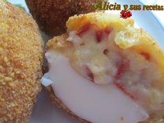 Alicia y sus recetas: HUEVOS RELLENOS