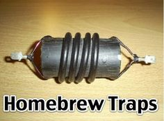 Homebew Coax Traps Traps can be one way round multiband coverage without the nee. Diy Electronics, Electronics Projects, Radios, Life Hacks Websites, Hf Radio, Radio Shop, Qrp, Ham Radio Antenna, Electrical Projects