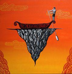 O Barqueiro* - by Cadumen