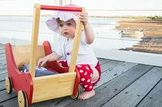 Just hanging around in our Red Tadpole Cloth Nappy fitting from Birth to Toilet training!