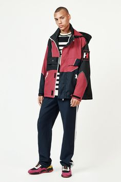 839c01cf0c74 Tommy Hilfiger s SS19 Collection Goes Back to Its Nautical Roots