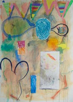"Saatchi Art Artist Carol McDermott; Collage, ""Yes"" #art"
