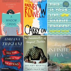 29 New Books You'll Want to Read This Fall...a new Rainbow Rowell...can't wait!