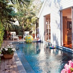 A Perfect Fit - 20 Cool Pools for a Beach House - Coastal Living