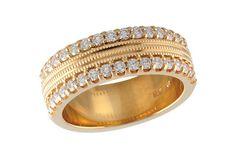 Elegant diamond engagement ring - Parris Jewelers - Hattiesburg, Mississippi : diamond engagement rings