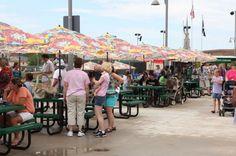 Dude! Vera Bradley patio umbrellas!!!!