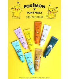 Beauty Box Korea - TONYMOLY PIKACHU Hand Cream 30ml [TONYMOLY POKEMON…