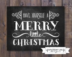 have yourself a merry little christmas - Google Search