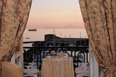 Room with a view, Excelsior Hotel, Naples Excelsior Hotel, Executive Suites, Travel Agency, Modern Luxury, Hotels And Resorts, Italy Travel, Island, Places, Room