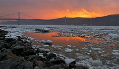 POUGHKEEPSIE, N.Y. - The Hudson River Valley provides some of the area's most impressive scenic views, and there aren't many places better than the Poughkeepsie waterfront to enjoy some of the best around - especially in winter.Wintertim...