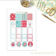 New Set in Shop This one is for vertical layout check out the shop later in the week for horizontal and Happy Planner size too  #erincondren #erincondrenvertical #erincondrenhorizontal #happyplanner #plannerlove #plannernerd #planners2016 #planneraddict