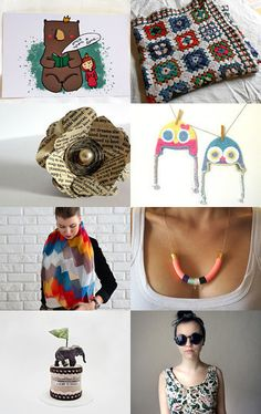 Allegria di martedì by Nadia Mangione on Etsy--Pinned with TreasuryPin.com