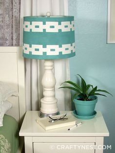 So useful. How to rewire a lamp. So many old lamps out there that just need a little love. Complete tutorial here: http://www.craftynest.com/2012/03/painted-lamp-shade-rewired-lamp-diy-finial/