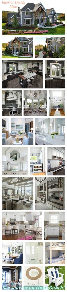 Weekly series with the newest interior design ideas on Home Bunch. The post Interior Design Ideas. Weekly series with t .