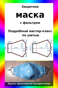 Diy Sewing Projects, Sewing Hacks, Sewing Tutorials, Sewing Crafts, Clothing Patterns, Sewing Patterns, Nose Mask, Making Faces, Mouth Mask