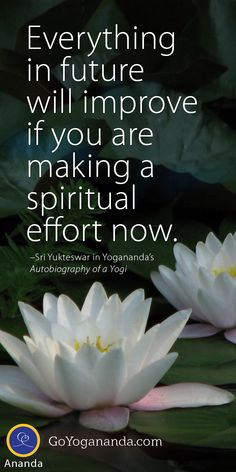 "Sri Yukteswar Quote from ""Autobiography of a Yogi"" by Paramhansa Yogananda…"