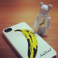 Andy Warhol + Incase + Be@rbrick