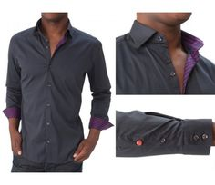 Stone Rose Mens Dress Shirts MIA 904-My approval
