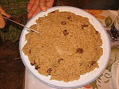 Christmas in Puerto Rico  - Arroz con Dulce / Sweet Rice