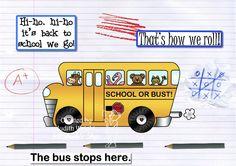 School or Bust