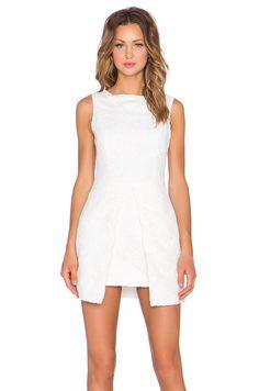 ELLIATT Mode Dress in White