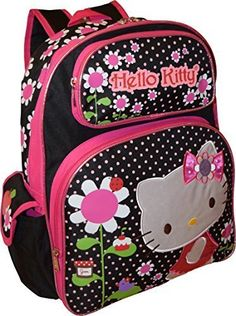 Hello Kitty Backpack Style Laptop Case (KT4337P   Hello kitty ... 872675982a