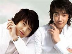 My Goodness Se7en and Rain are both sexy <3
