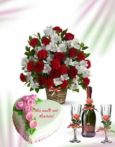 Table Decorations, Beautiful Roses, Quran, Home Decor, Happy Birthday, Happiness, Names, Bom Dia, Projects To Try