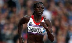Christine Ohuruogu wins Olympic 400m silver for Great Britain