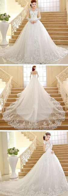 17 Wedding Gown Outfit Dresses for Amazing Look - Style Spacez