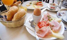 City Breakfast Frühstücken in der Inneren Stadt