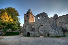 Castelo Frankenstein, Alemanha