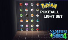 My Sims 4 Blog: Pokemon, Star Wars, Zelda and More Decor by Skorpiusss4