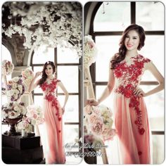 What I want for my Wedding Ao Dai <3