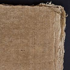 BHUTANESE PAPER  Tsasho Tsasho is an artists' handmade paper made from the inner bark or bast fibre of de-nar, a Bhutanese variety of lokta. De-nar has a darker tone and harder surface than both Nepalese lokta and mitsumata. It is a native plant of the Himalayan foothills found above 3000 metres. De-nar is a sustainable and renewable resource. Plants are cropped above ground level and can be reharvested after 3-4 years.