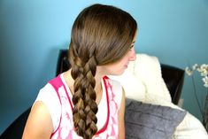 Lace-Up Braid | Cute Girls Hairstyles