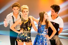 Image about soy luna in People Famous! New Disney Channel Shows, Disney Channel Stars, Cimorelli, Image Fun, Son Luna, Fashion Painting, Hipster Outfits, Prom Dresses, Formal Dresses