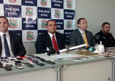 DE OLHO 24HORAS: Polícia prende 32 pessoas ao flagrar reunião de fa...