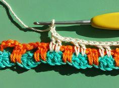 haken, crochet, hakeln, haakpatroon, haaksteken, haaksteek, steken, stitch, crochet stitch, haaksteken, patroon, häkeln, pattern, different patterns, blogsociety, potholder, bubbel rand, bobbling edge, bobbling edging, patterns, handwerkjuffie, tapestry, inhaken, haakjuffie, leren haken, missy needlecraft, missy handicrafts, gratis patroon, free pattern, tejido, filt, hake, enganchar, engatar, molde, modell, vorlage, modelo, hekling, edge, border, rand, randje, potholder, pannelap…